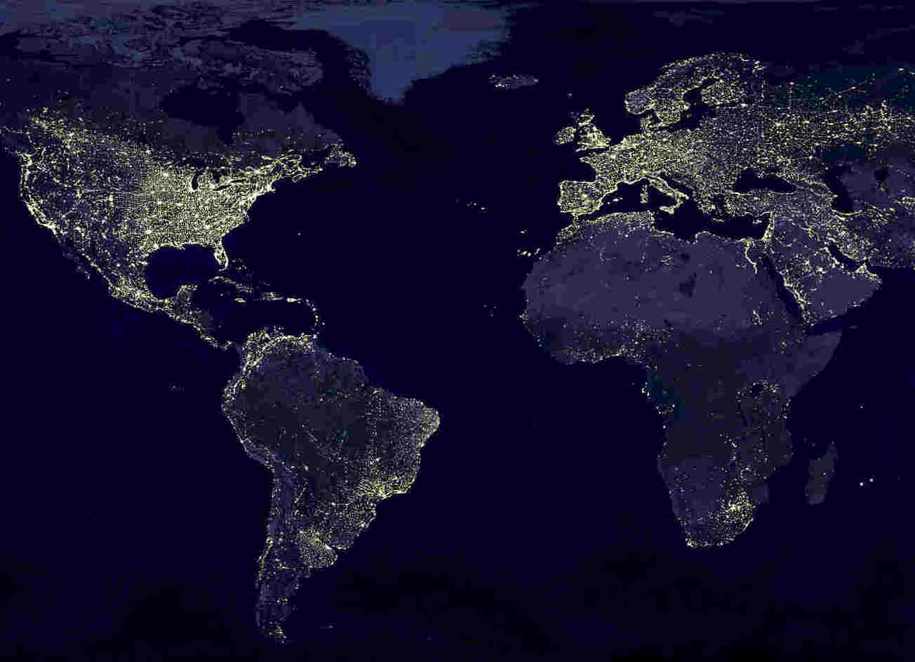 earth map nasa - photo #28